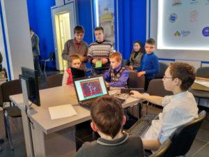 Конкурс Программируем в Scratch