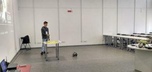 Проекты школьной лаборатории дронов